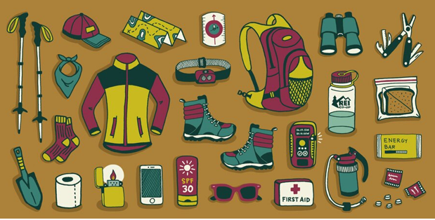 important things to carry while trekking
