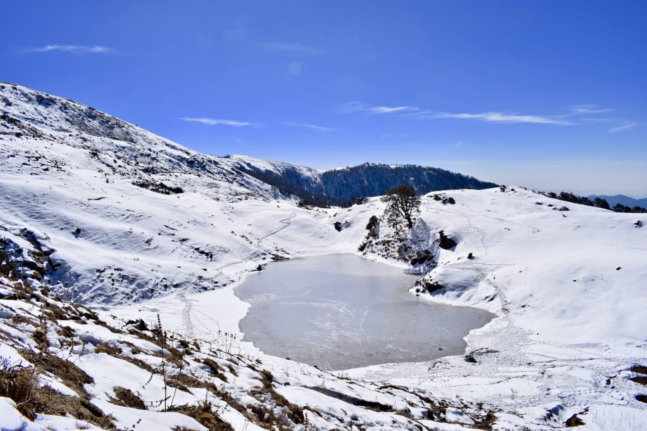 Brahmatal trek guide
