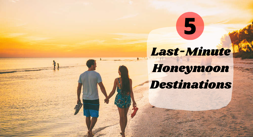 List of best honeymoon destinations in USA