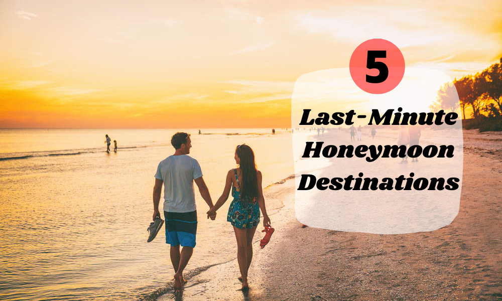 List of best honeymoon destinations in USA