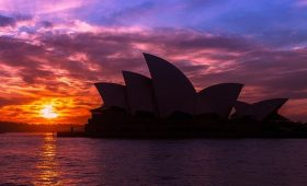 Where can i travelling australia with a budget
