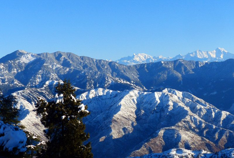 Nag tibba trek local guide
