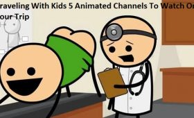 Traveling With Kids 5 Animated Channels To Watch On Your Trip
