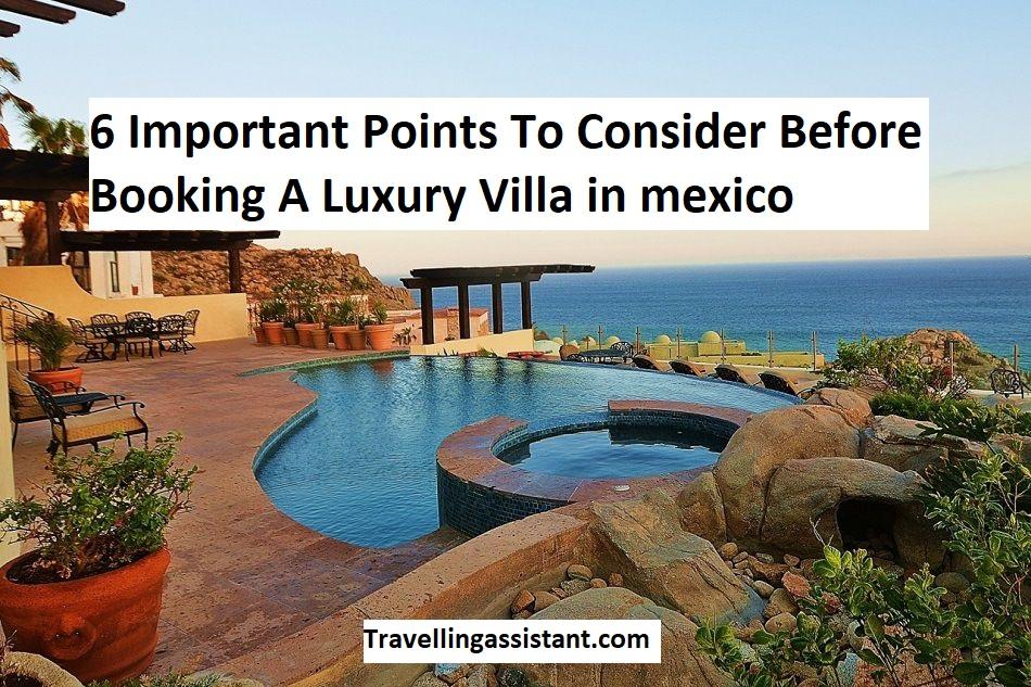 Luxury Villa in mexico