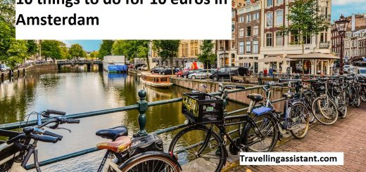 10 things to do for 10 euros in Amsterdam