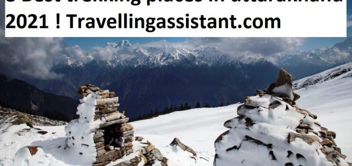 8 Best trekking places in uttarakhand 2021