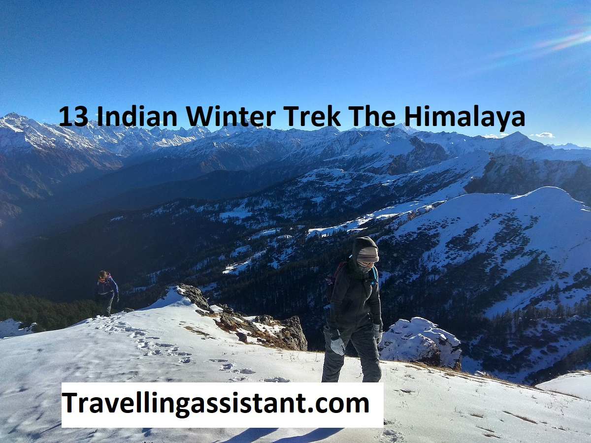 13 Indian Winter Trek The Himalaya