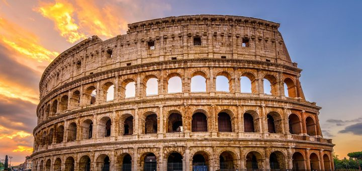 How to travel around rome on a budget