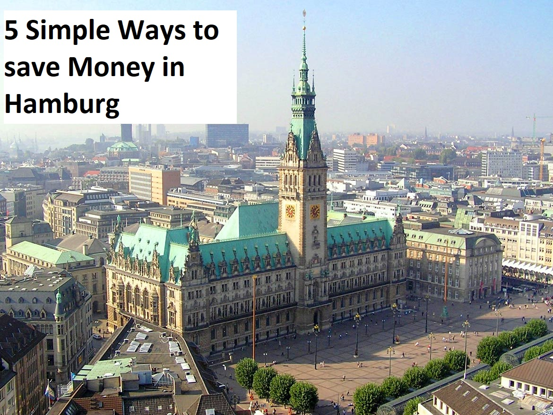 5 simple ways to save money in hamburg germany