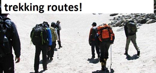 In Himachal Pradesh 10 best trekking routes!