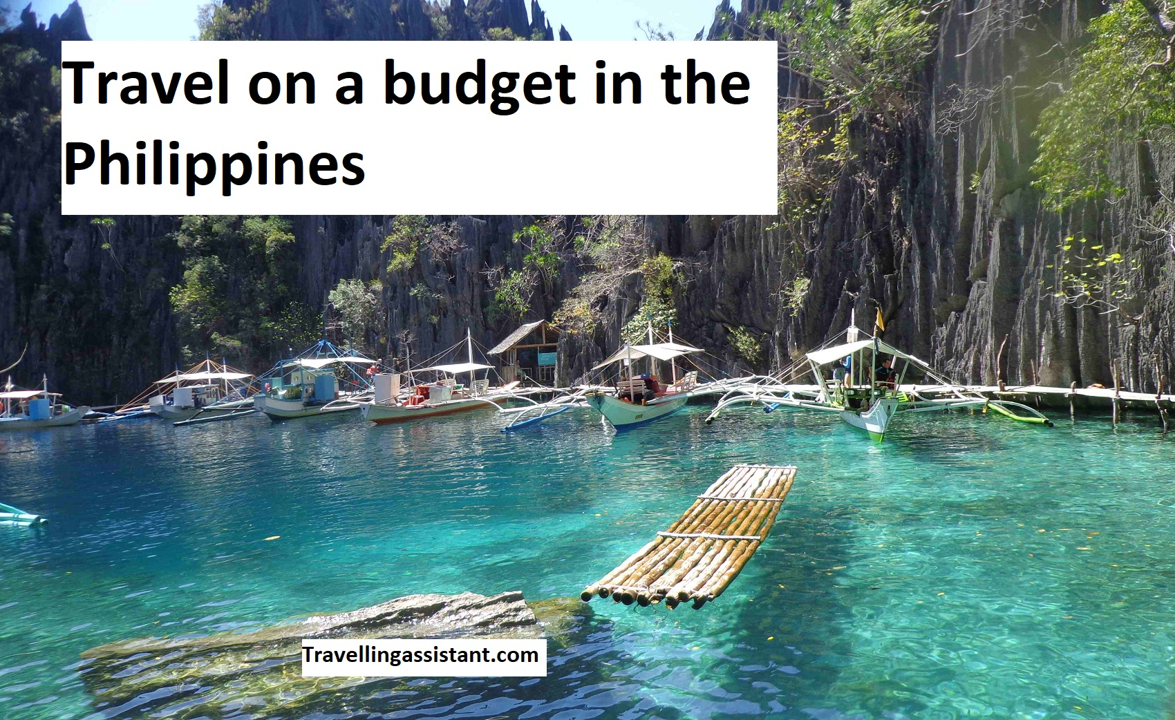 Travel on a budget in the Philippines