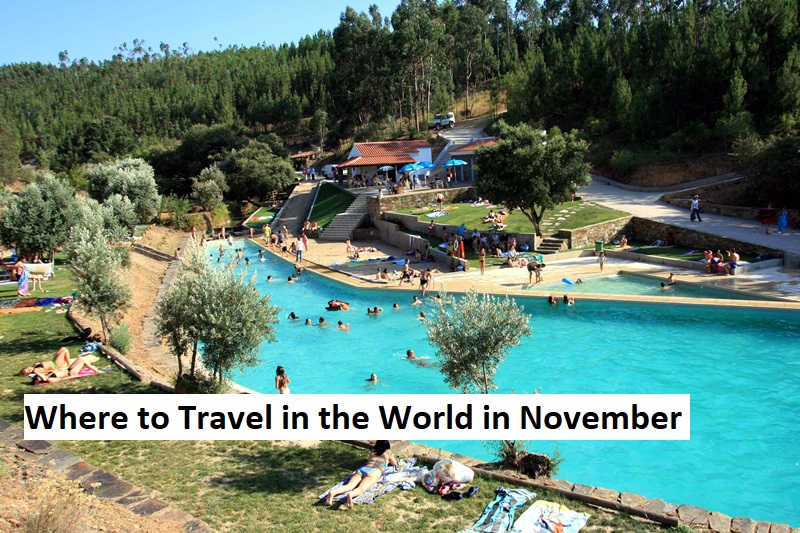 Where to Travel in the World in November