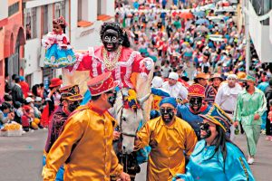 7 most famous carnivals around the world