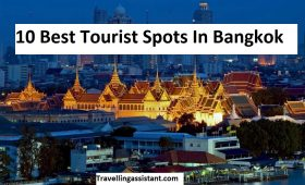 10 Best Tourist Spots In Bangkok
