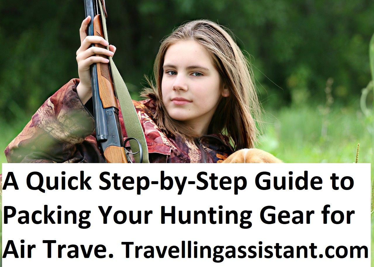 Hunting Gear for Air Travel