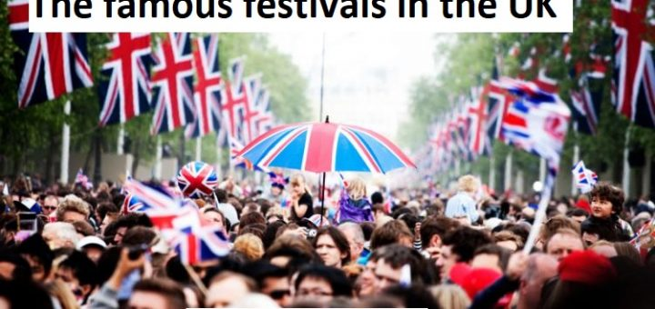 Which festival is celebrated in united kingdom