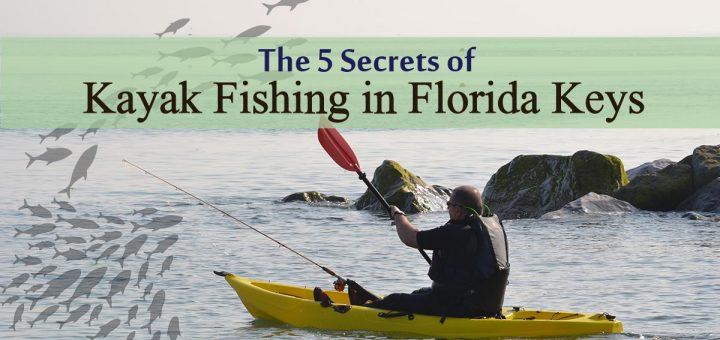 Kayaking And Fishing